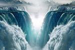 大瀑布图片