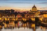 梵蒂冈夜景
