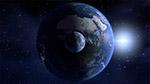 科幻地球图片