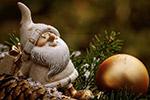 圣诞老人装饰
