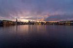 �W洲城市夜景