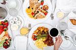 丰富美味早餐