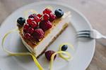 浆果芝士蛋糕