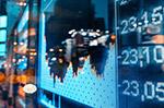 股市数据信息屏幕