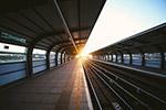 火车站平台