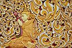 雕刻宗教图案