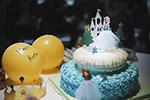 迪士尼主题蛋糕