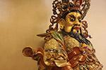 宝林寺雕像图片