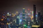 广州珠江新城夜景图片