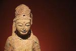 古代佛教雕像图片