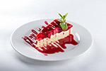 草莓酱蛋糕