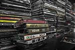 磁带CD特写