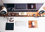 电脑桌桌面