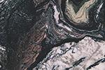 抽象大理石纹理