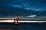 日本神社牌坊
