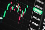 股票交易图表