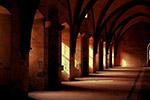 中世纪欧洲走廊