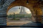 巴黎城市景观
