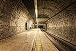 城市地铁站