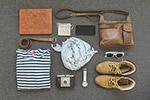 旅行服饰用品