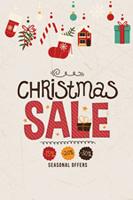 圣诞欢乐购海报