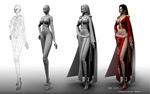 女帝汉库克模型