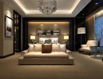 卧室灯3d模型