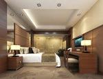 卧室3d模型