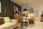 家居餐厅3d模型