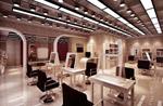 发廊3d模型