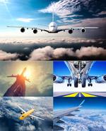 飞机高清图片