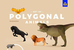 多边形动物集