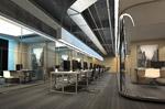 办公空间模型