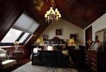 阁楼卧室3d模型