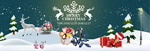 淘宝圣诞节海报