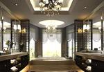 欧式浴室3d模型