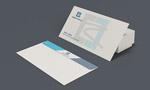 信纸信封样机