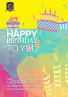 生日卡片祝福海��