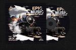 优质音乐CD包装