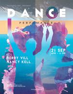 舞蹈艺术海报