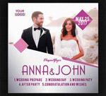 婚礼主题CD封面