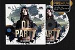 DJ音乐CD包装