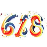彩色纹理618