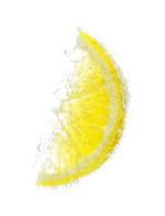 清凉柠檬切片