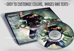 灵魂舞蹈CD包装
