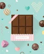 情人�巧克力海��