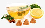 ��檬水果茶