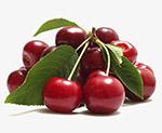 红色的大樱桃