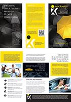 保险宣传册模板