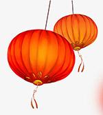 春节红灯笼